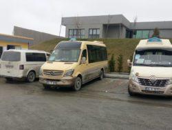 Bahçekent Taşınan Minibüs Durağı Seferlere Başladı!