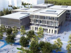 Başakşehir yeni hizmet binasına kavuşuyor