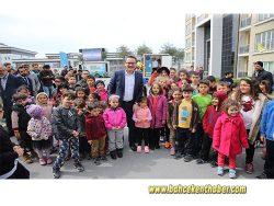 Bahçekent'te Bir Fidan'da Siz Dikin Etkinliği