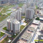 Bahçekent Flora Mart 2018 Havadan Fotoğrafları