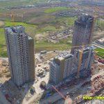 TUAL Bahçekent Mart 2018 Havadan Fotoğrafları