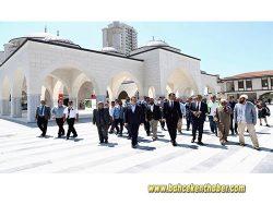 Hayatpark Camii Bugün İbadete Açılıyor!