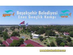 Başakşehirli Gençlere Ücretsiz Kamp!