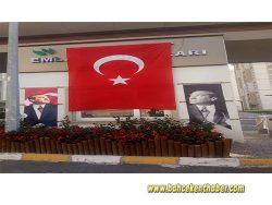 29 Ekim Cumhuriyet Bayramı 653.Ada'da Coşkuyla Kutlandı!