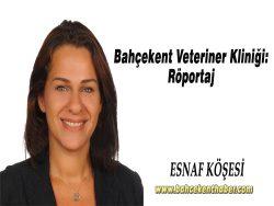 Esnaf Köşesi: Bahçekent Veteriner Kliniği ile Röportaj!