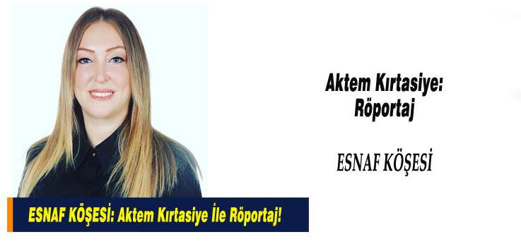 Esnaf Köşesi: Aktem Kırtasiye Ile Röportaj!