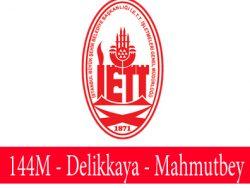 144M Delikkaya/Bahçeşehir – Mahmutbey Metro