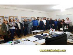 Bahçekent Flora 28 Şubat Blok Temsilci Toplantısı