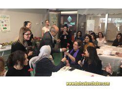 Bahçekent Flora Sitesi 8 Mart Kadınlar Gününü Kutladı!