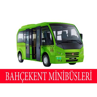 Bahçekent Minibüs Hattı