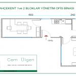 Site Yönetimi Prefabrik Ofis
