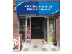 Arda Tekel Market